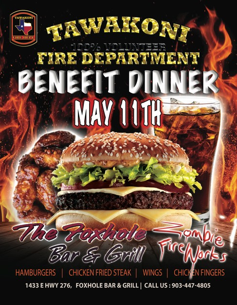 Foxhole Benefit Dinner